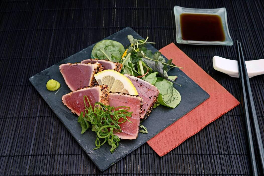 Tuna Nicoise Salad1