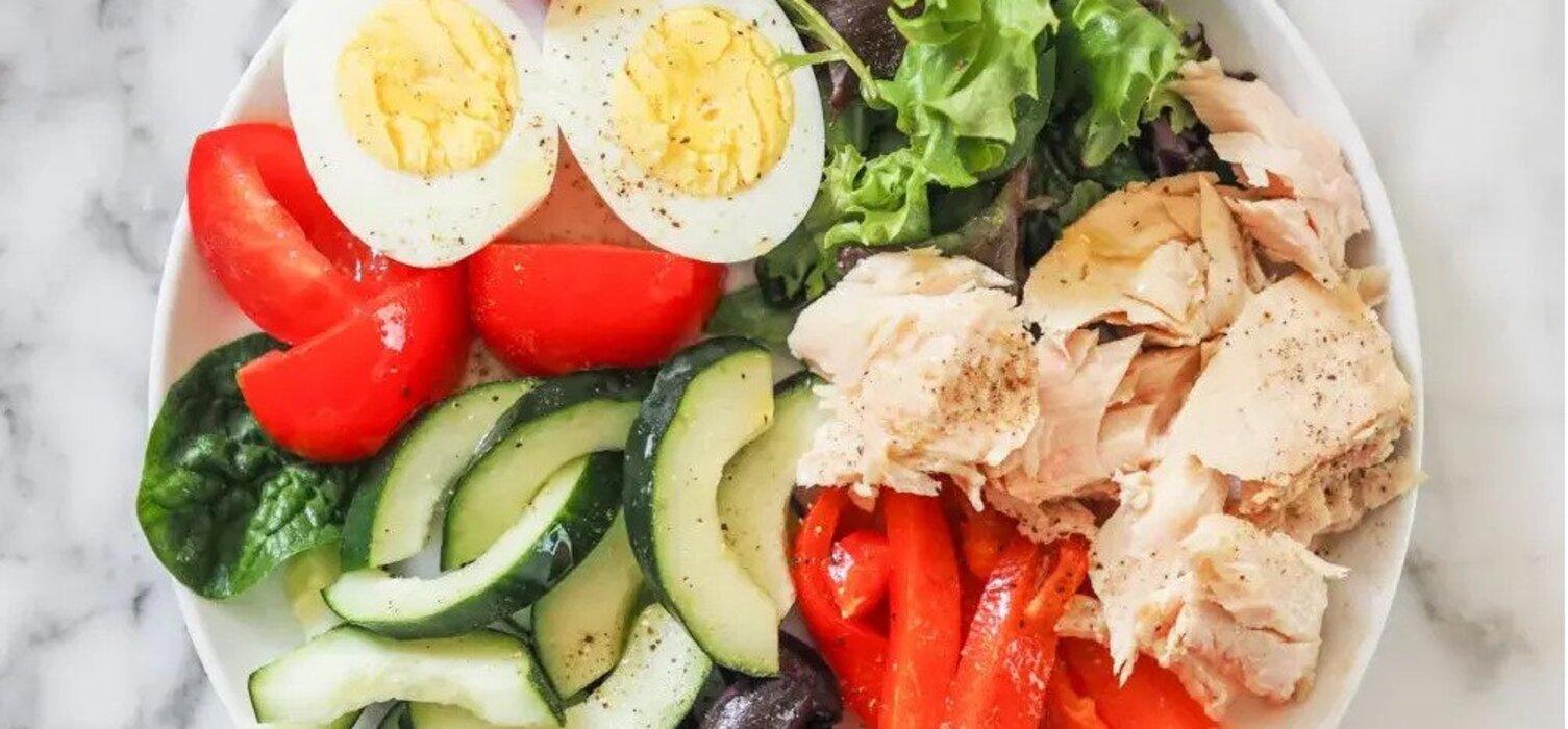 Tuna Nicoise Salad3