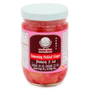 Leng Heng Pickled Ginger 220g