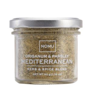 NOMU Cooks Collection Origanum & Parsley Mediterranean Blend