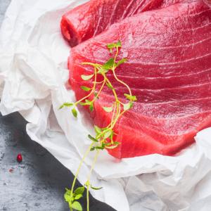 Sashimi Tuna Steaks (+-220g Steaks)