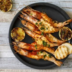 1.5kg Medium De-Veined Butterflied Prawns (Bulk Deal)