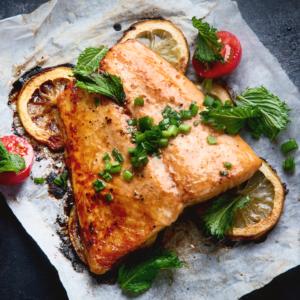 5 Salmon Tail Portions (Bulk Deal)