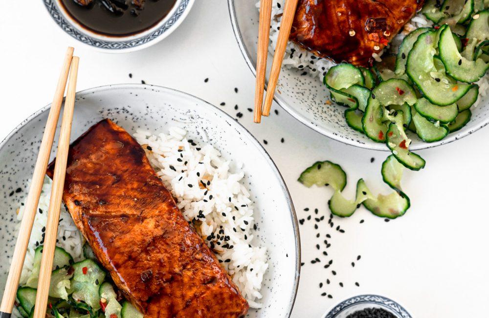 Quick-glased-salmon